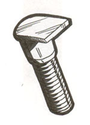 Picture of A1107 ~ Front Hub Bolts 1928-31