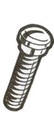 Picture of A1448 ~ Spare Tire Carrier Bolt 1928-31
