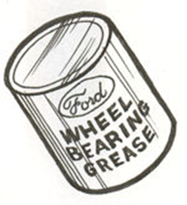 Picture of A1200G ~ Wheel Bearing Grease 16 Oz Tub All Years