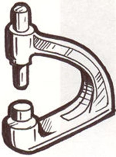 Model T Brake Rivet Tool : Tam s model a parts riveting tool front or rear