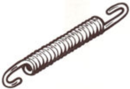 Picture of A2624 ~ Emergency Brake Retract Springs