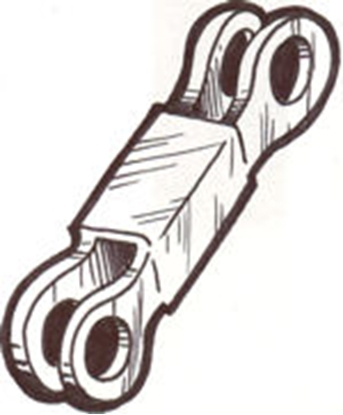 Picture of A2628 ~ Emergency Brake Toggle Link