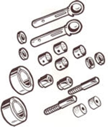 Picture of A3111 ~ Spindle Bolt Kit
