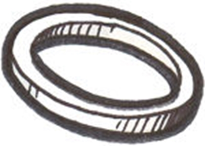 Picture of A6734C ~ Copper Drain Gasket