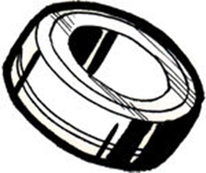 Picture of A7580 ~ Throwout Bearing