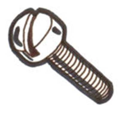 Picture of A47836MB ~ Seat Handle Screw 1930-31