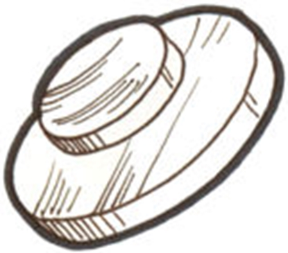Picture of A18060R ~ Ball Seat Each 1928-31