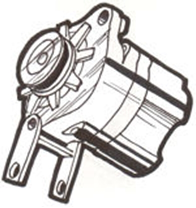 Picture of A1000B ~ Alternator 12 Volt