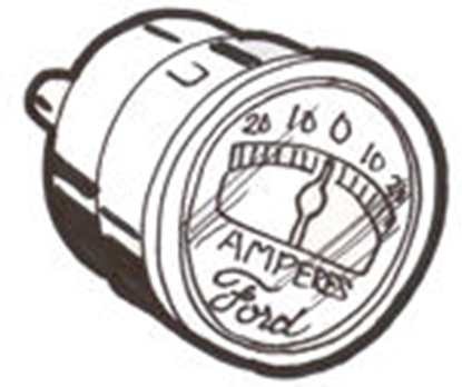 Picture of A10850C ~ Amp Meter 30-30