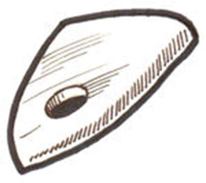 Picture of A-47303-A ~ Hide'm Welt Finishing Tip