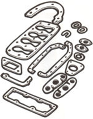 Picture of A6008C ~ Engine Gasket Set 1928-31