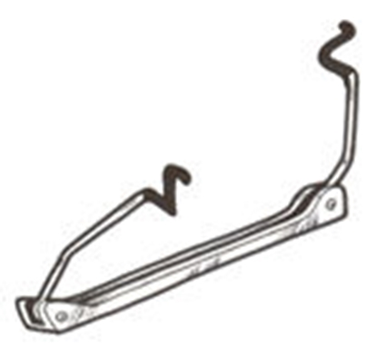 Picture of A16608SS ~ Hood Prop Kit