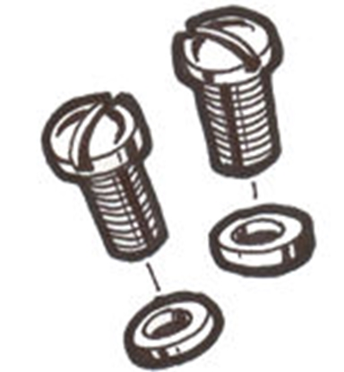 Picture of A12000MB ~ Coil Bracket Mounting Screws