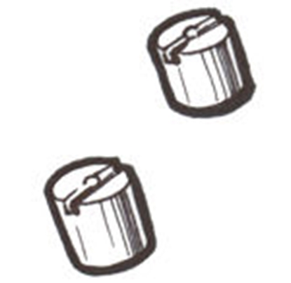 Picture of A12000A ~ Coil Nuts