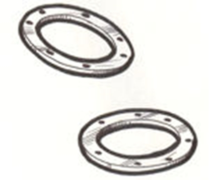 Picture of A13812 ~ Horn Diaphram Gaskets