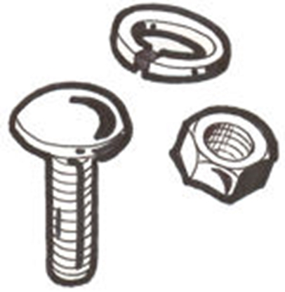 Picture of A13808BT ~ Horn Flange Bolt Set