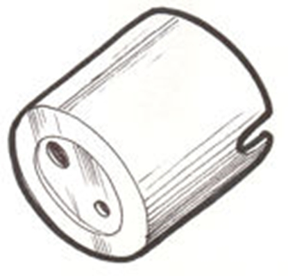 Picture of A13809AR ~ Horn Cover Ford/Sparton
