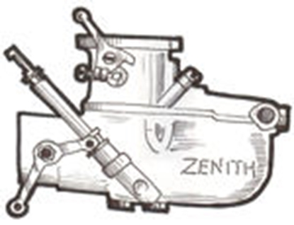 Picture of A9510 ~ New Zenith-1 Carburetor  1928-31