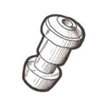 Picture of A971517 ~ Choke Rod Grommet Set