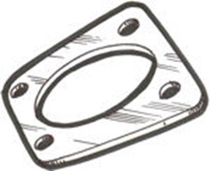 Picture of A8507 ~ Water Pump Gasket