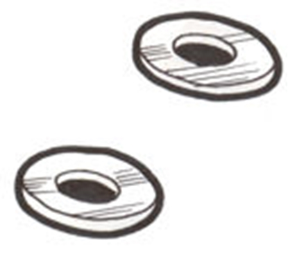 Picture of A12180 ~ Thrust Washer Steel .015