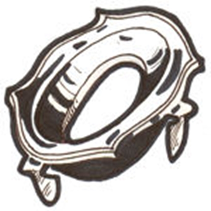 Picture of A46270 ~ Escutcheon For Inside Door Handle 1928-31