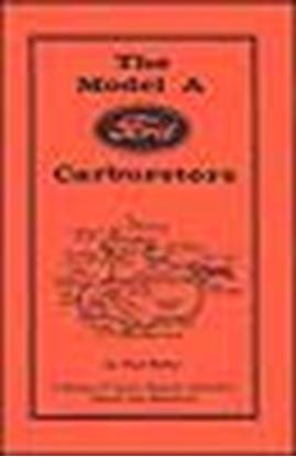 Picture of BK23 ~ Model A Carburetor Book