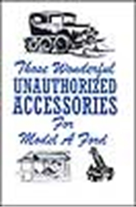 Picture of BK5 ~ Those Wonderful Unauthorize Accessories For Model A
