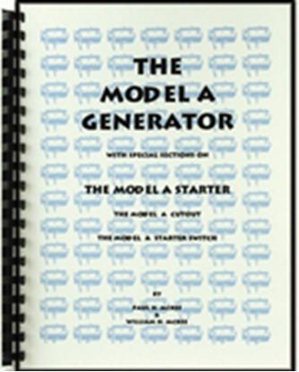 Picture of BK34 ~ The Model A Generator Book
