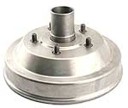 Picture of A1106 ~ Complete Front Drum//Hub Assembly 1928-31