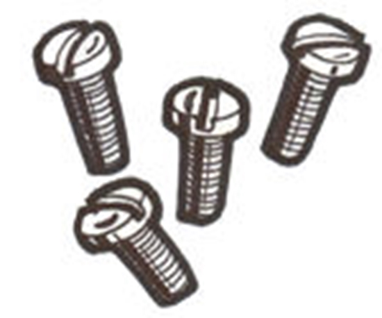 Picture of #15 ~ Instrument Panel Bolts