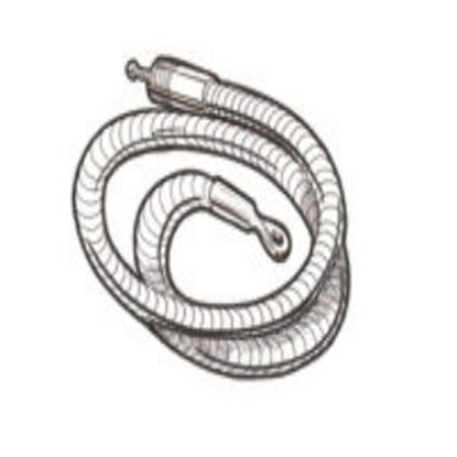 Picture of A11575W ~ Ignition Cable Only Heavy Armored 1928-31 U.S.A.