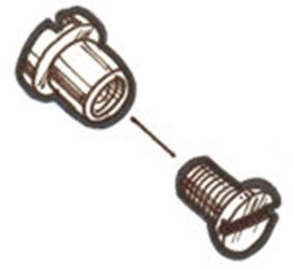 Picture of A45475S ~ Pivot Bolt & Nut Kit 1928-31
