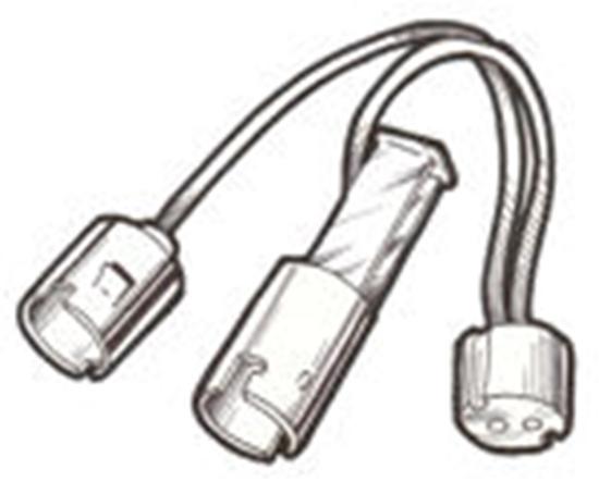 tam u0026 39 s model a parts  model a headlight socket 2-bulb 1928-29