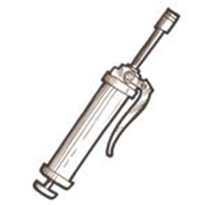 Picture of 16G ~ Modern Style Grease Gun  All Years