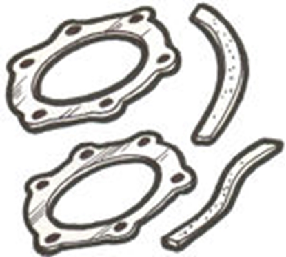 Picture of A4515GS ~ Universal Gasket Set