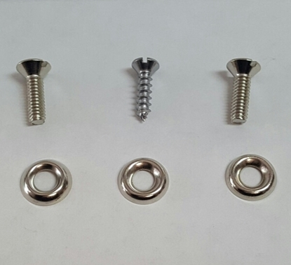 Picture of A35123 ~ Pedal Plate Screw Set
