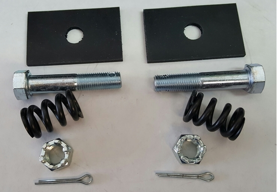 Picture of A8130S ~ Radiator Mounting Kit 1928-48