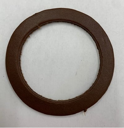Picture of A9035A ~ Gas Cap Gasket Leather 1928-29