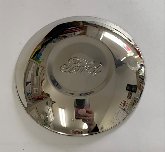 Picture of A1130S ~ Hub Caps Stainless Steel 1930-31
